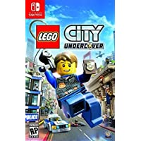 LEGO City Undercover (輸入版:北米) - Switch