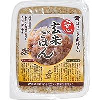 残留農薬検査済み / 安心玄米ごはん 160g×10パック