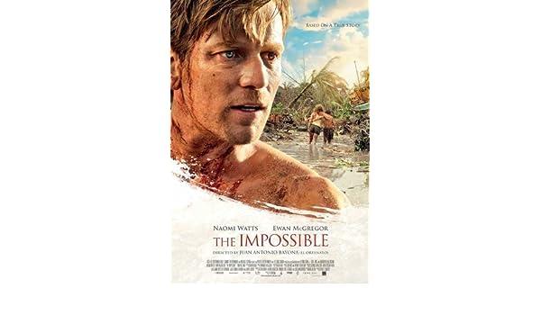 Amazon|The Impossibleポスター...