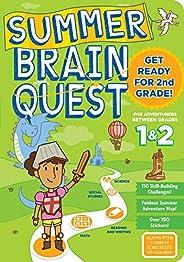 Summer Brain Quest: Between Grades 1 &am