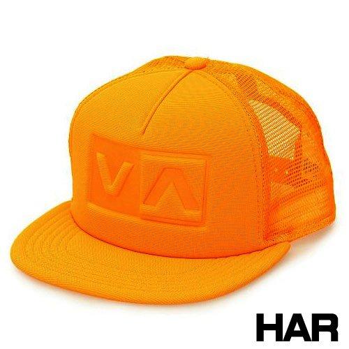 RVCA メッシュキャップ ルーカ スナップバック メンズ 【AD041-911】HAR