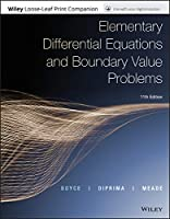 Elementary Differential Equations and Boundary Value Problems, Loose-Leaf Print Companion