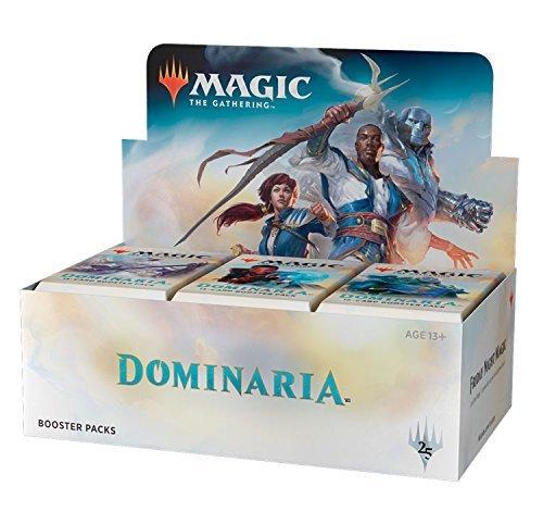 マジック:ザ・ギャザリング ドミナリア 英語版 ブースターパック 36パック入りBOX