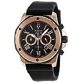 [ブローバ]Bulova 腕時計 98B104 クロノグラフ クオーツ アナログ表示 メンズ [並行輸入品]