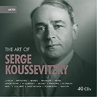 セルゲイ・クーセヴィツキーの芸術