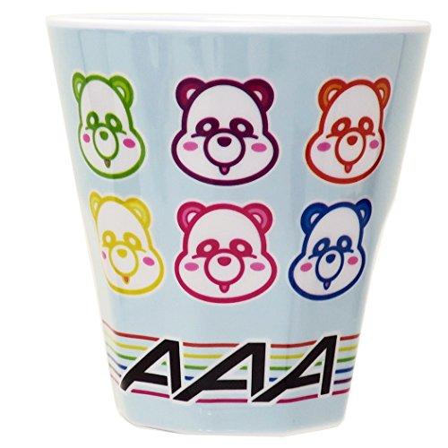 えーパンダ[メラミンカップ]AAA【ミントブルー 】...