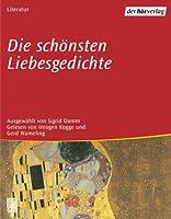 Die schoensten Liebesgedichte. CD.