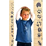 Best ボーイトラック - Growth Chart Art   Hanging Wooden Height Growth Review