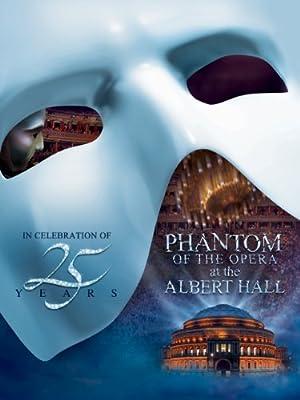 オペラ座の怪人25周年記念公演inロンドン