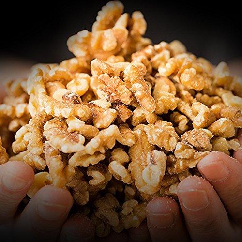 自然の館 クルミ 無添加 生くるみ 1kg(500g×2)[カリフォルニア産 アメリカ産 無添加 お菓子作り 料理に付け合わせ 菓子材料 チャック付袋 ]