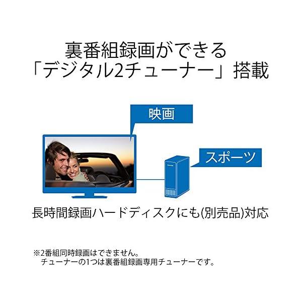 シャープ 32V型 液晶 テレビ AQUOS ...の紹介画像5