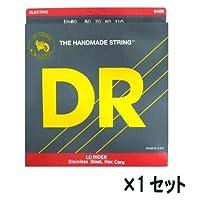 【1セット】DR DR-EH50[50-110] LO-RIDER ベース弦