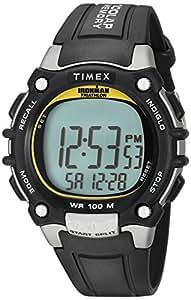 [タイメックス]TIMEX 腕時計 アイアンマン トライアスロン 100ラップ ウレタンストラップ T5E231 メンズ [正規輸入品]