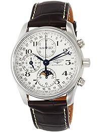 [ロンジン]LONGINES 腕時計 ロンジン マスターコレクション 自動巻き L2.673.4.78.3 メンズ 【正規輸入品】