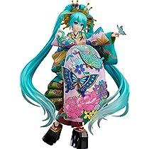 キャラクター・ボーカル・シリーズ01 初音ミク 初音ミク 超歌舞伎 花街詞合鏡Ver. 1/7スケール ABS&PVC製 塗装済み完成品フィギュア