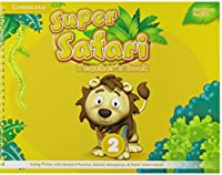 Super Safari American English Level 2 Teacher's Book