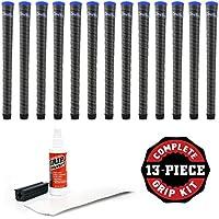 Winn dri-tacラップグリップキットwithテープ、溶剤、バイスクランプ(13-piece、Midsize / 16