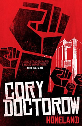 Cory Doctorow - Homeland (1 BOOKS)