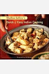 Madhur Jaffrey's Quick Easy Indian Cooking Paperback