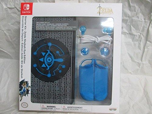 Nintendo Switch 海外限定 ゼルダの伝説 ケー...