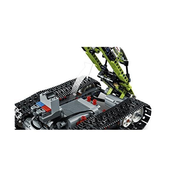 レゴ (LEGO) テクニック RCトラックレ...の紹介画像7