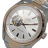 セイコー SEIKO プレサージュ 自動巻き メンズ 腕時計 SSA260J1 ホワイト[並行輸入品]