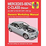 Mercedes-Benz C-Class Diesel (Jun '07 - Feb '14): Saloon & Estate (W204 Series): C200CDI, C220CDI & C250CDI 2.1 Litre (2143CC/2148CC)