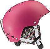 SALOMON(サロモン) スキー スノーボード ヘルメット キアナ (KIANA) L39038700 ピンク JR/M 55~58