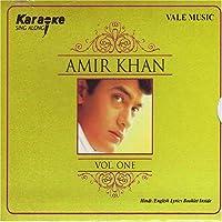 Karaoke sing along-amir khan-vol-1【CD】 [並行輸入品]