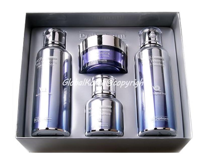 チキンカウントローンDr.pharm ドクターファーム マクセルスキンサイエンス アクア ホワイトニング カタツムリ 4種セットdr pharm McCELL Aqua Whitenig Snail Skincare 4 types set
