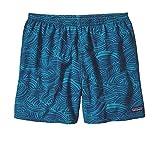 (パタゴニア)patagonia M's Baggies Shorts - 5 in. 57020 WHTQ Water Maker: Howling Turquoise//Blue M