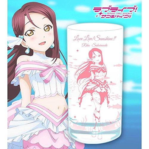 ラブライブ!サンシャイン!! 桜内梨子 恋になりたいAQUARIUMグラスの詳細を見る