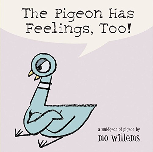The Pigeon Has Feelings, Too!の詳細を見る
