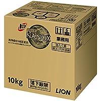 【大容量】トップ SUPER NANOX 洗濯洗剤 液体 10kg