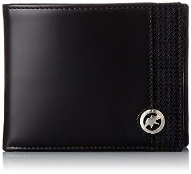 [ハンティングワールド] 二つ折り財布(小銭入付き) 【並行輸入品】 526-220 BLACK