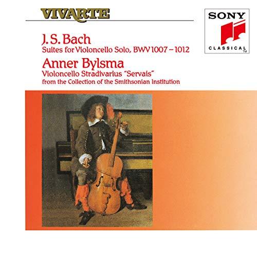 バッハ:無伴奏チェロ組曲(全曲)(1992年録音)