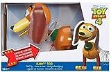 Slinky ディズニー ピクサー トイストーリー 4 犬 キッズ プルスプリングトイ