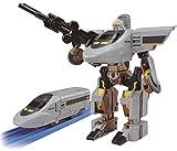 プラレール 新幹線変形ロボ シンカリオン 700ひかり レールスター