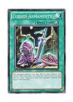 遊戯王 英語版 DREV-EN059 Cursed Armaments 災いの装備品 (ノーマル) 1st Edition
