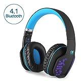 ゲーミング ヘッドセット PS4 Bluetooth 4.1 ワイヤレス ヘッドセット iitrust 折りたたみ 無線と有線両用 伸縮ヘッドアーム 360度調..