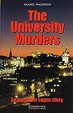 The University Murders: An Inspector Logan story. Level 4, Wortschatz 1900