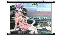 ウィザードBarristersアニメ壁スクロールポスター( 32x 28)インチ。[ WP ]ウィザードbarristers-6( L )