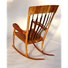 How to Make a Beautiful Rocking Chair