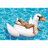 Swimline 白鳥 スワン フロート 巨大浮き輪 キッズ 子供