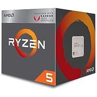 AMD Ryzen 5 3400G with Wraith Spire cooler 3.7GHz 4コア / 8スレッ…