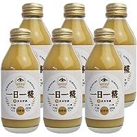 ヤマト醤油味噌 生玄米甘酒 オリジナル 一日一糀(なまげんまいあまざけ いちにちいちこうじ 140ml 6本セット)