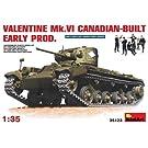 1/35 バレンタインMK.VI カナダ製 初期型