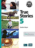 Beyond True Stories Level 5 Student Book with Essential Online Resources, Silver Edition (2nd Edition)