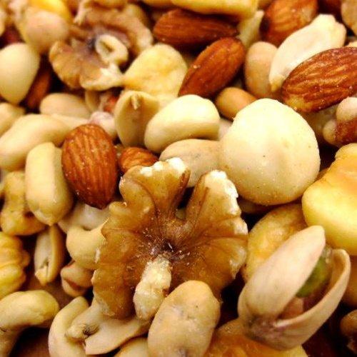 『期間限定値引6/25~7/31』【送料無料】 8種類のミックスナッツ うす塩味 1kg 《新鮮・高品質・自慢の美味さ》