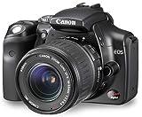 Canon EOS Kiss デジタル・レンズキット(ブラック)[EF-S18-55mm F3.5-5.6 USMセット]